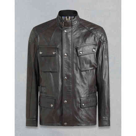 Giacca Turner Man Antique Nero Belstaff