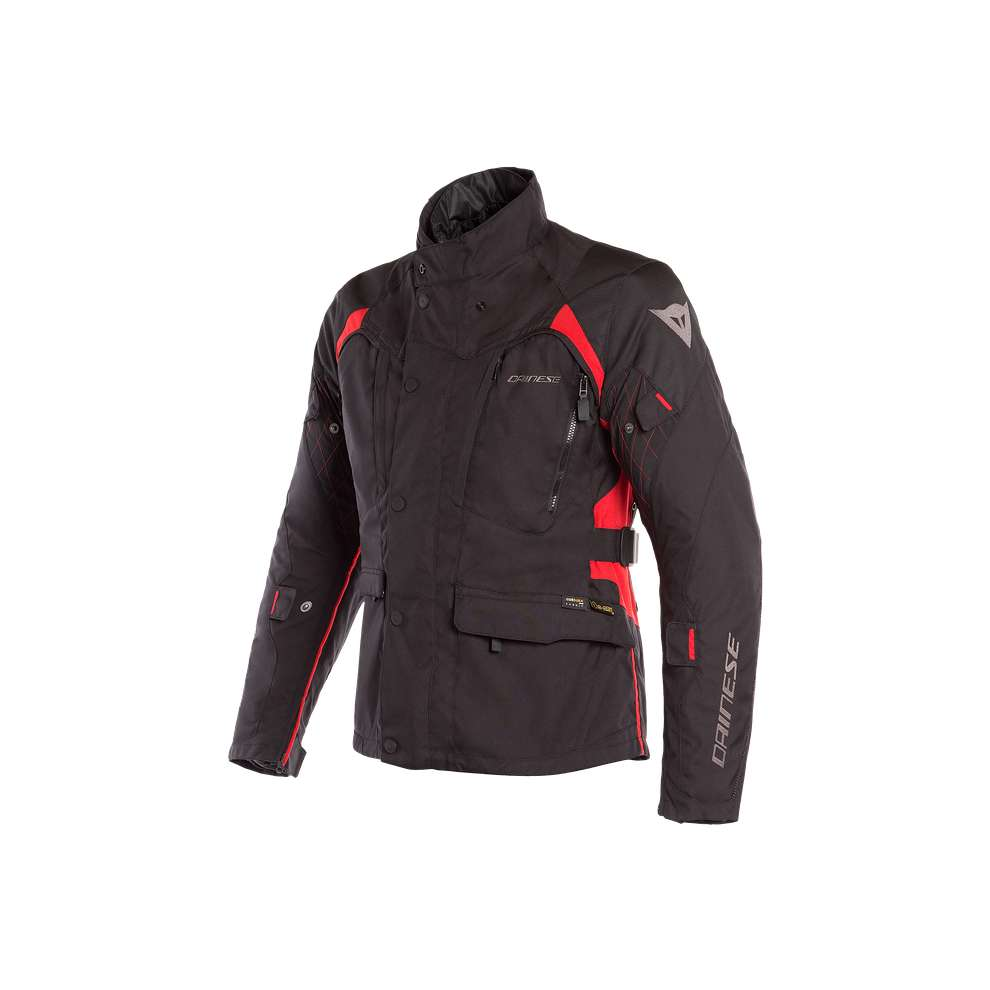 Giacca X-Tourer D-Dry nero rosso Dainese