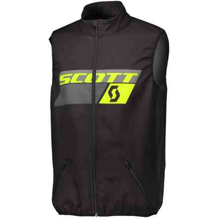 Gilet Enduro Nero Giallo Scott