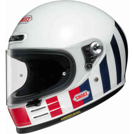 Glamster Resurrection Tc-10 Helm Shoei