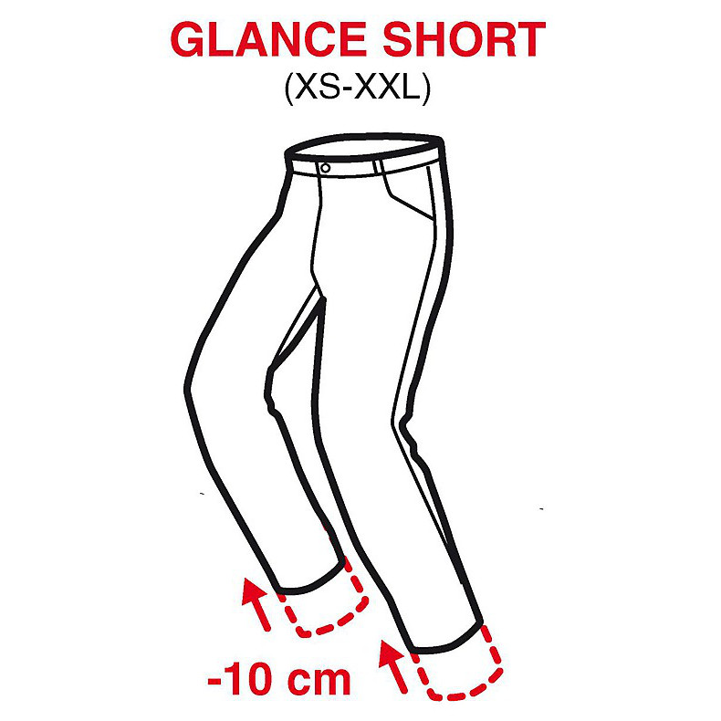 Glance Short H20ut Woman Pants Spidi