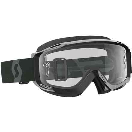 Glasses Scott Goggle Split White Otg - Black Scott