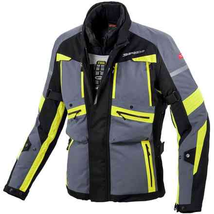 Globetracker yellow fluo Jacket Spidi