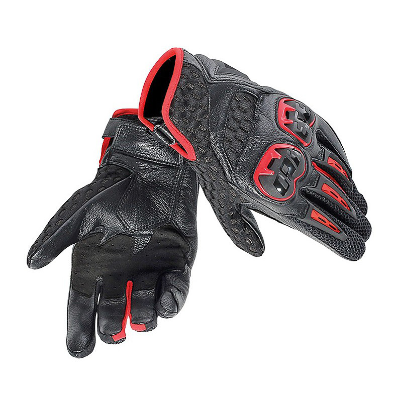 Gloves Air Hero red-black Dainese