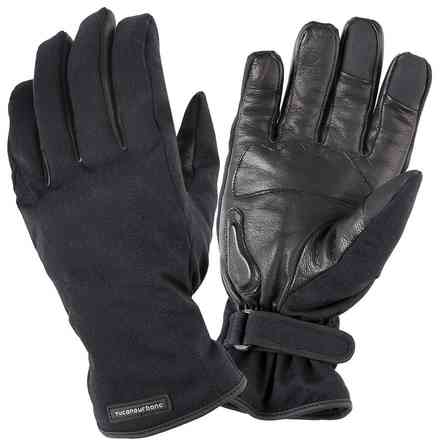 Gloves Lord Nock dark grey Tucano urbano