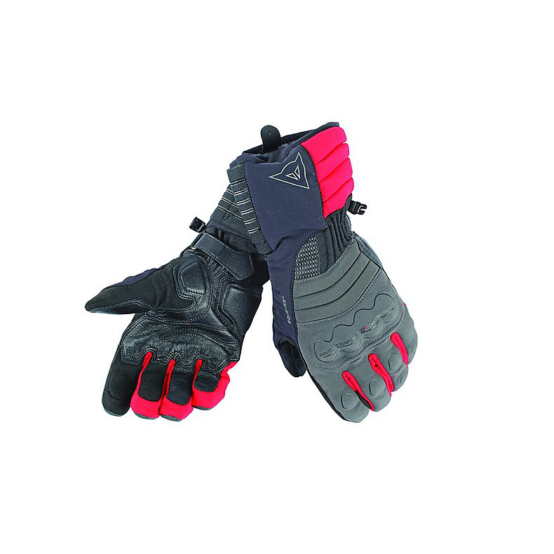 Gloves Scout evo gtx black-grey-red Dainese