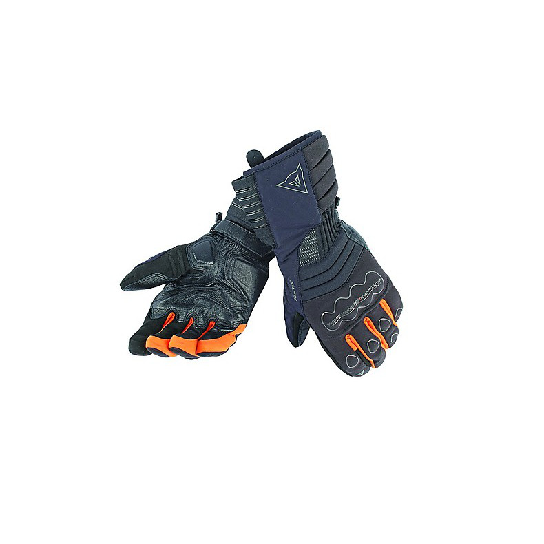 gloves Scout evo gtx black-orange Dainese