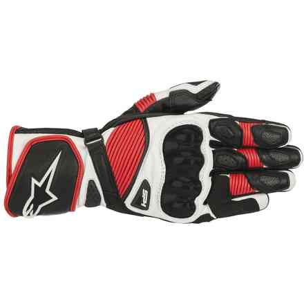 Gloves Sp-1 V2 Black White Red Alpinestars