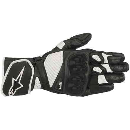 Gloves Sp-1 V2 Black White Alpinestars