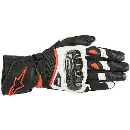 Gloves Stella Sp-1 V2 Black White Red Fluo Alpinestars