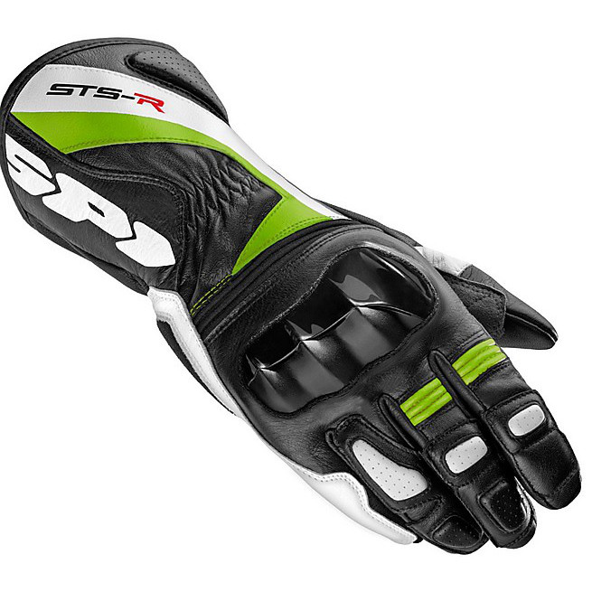 Gloves Sts-R  black  Spidi