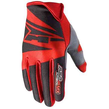 Gloves Sx Red Axo