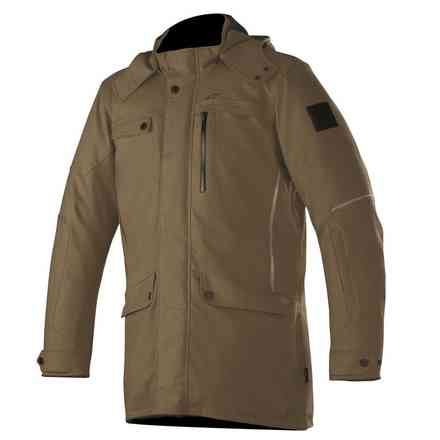 Gordon Drystar jacket Overcoat Teak Alpinestars