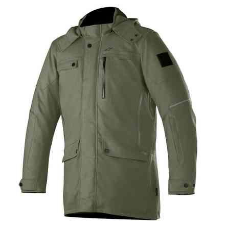 Gordon Drystar Overcoat  Alpinestars