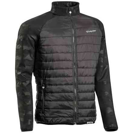 Gotham Black Jacket Ixon