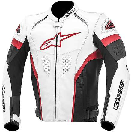 Gp Plus R Jacket leather Alpinestars