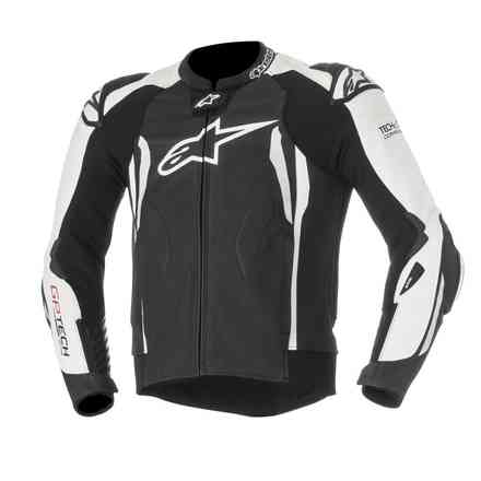 Gp Tech V2  Tech Air  Leather Jacket Alpinestars