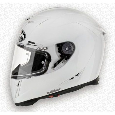 Gp500 Color White Helmet Airoh