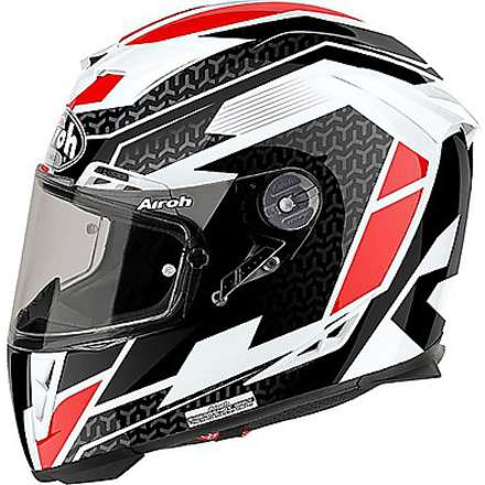 Gp500 Regular Helmet red Airoh