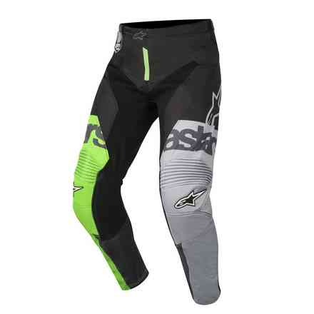 Green fluo black anthracite Racer Flagship pants Alpinestars