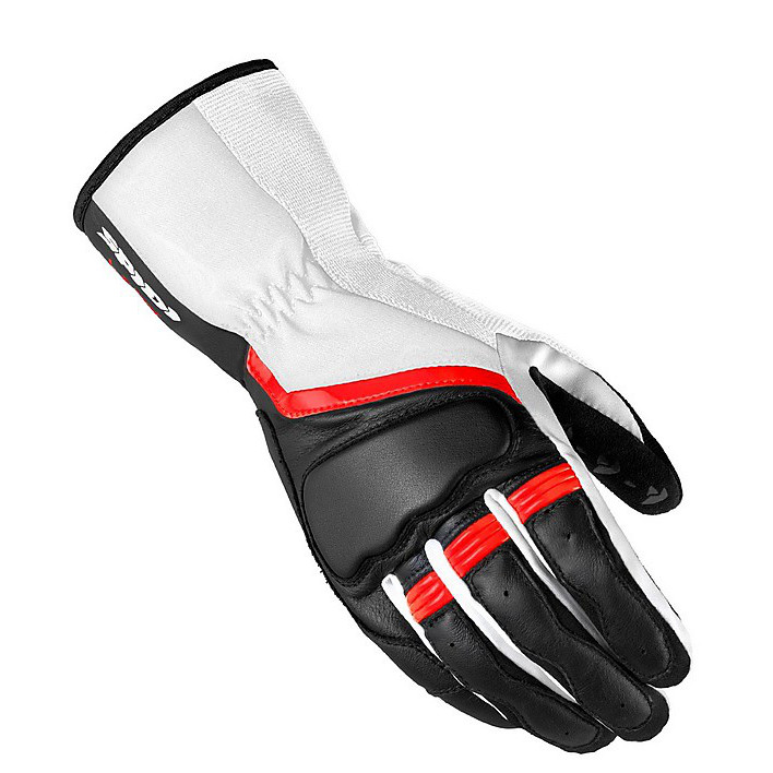 Grip-2 Woman Gloves black-red Spidi