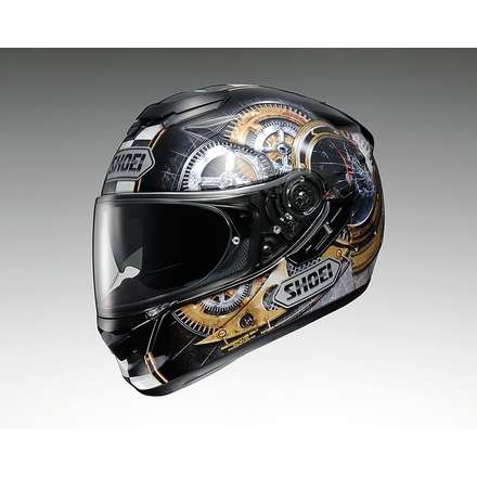 Gt-Air  Cog Helmet tc-9 Shoei