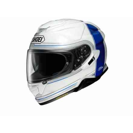 Gt-Air II Crossbar Tc-2 helmet Shoei