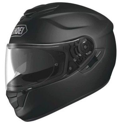 Gt-Air Matt Black Helmet Shoei