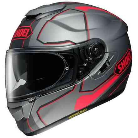 Gt-Air Pendulum Tc-10 Helmet Shoei
