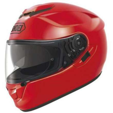 Gt-Air Shine Red Helmet Shoei