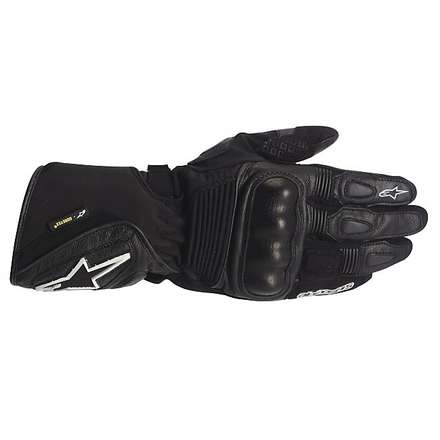 Gt-S X-Trafit Black Gloves Alpinestars