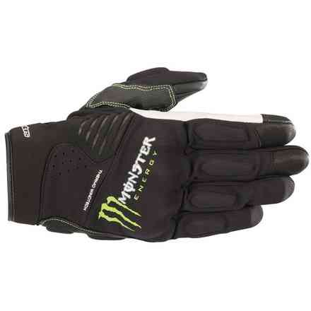 Guanti Alpinestars Monster Force Nero - Verde Alpinestars
