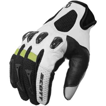 Guanti Assault Nero Bianco Scott