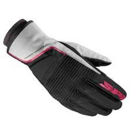 Guanti Breeze Lady nero fucsia Spidi
