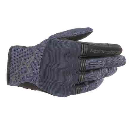 Guanti Copper Gloves Mood Indigo Nero Alpinestars
