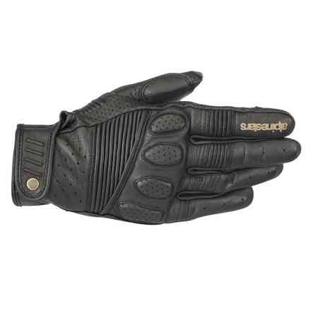 Guanti Crazy Eight Nero Alpinestars