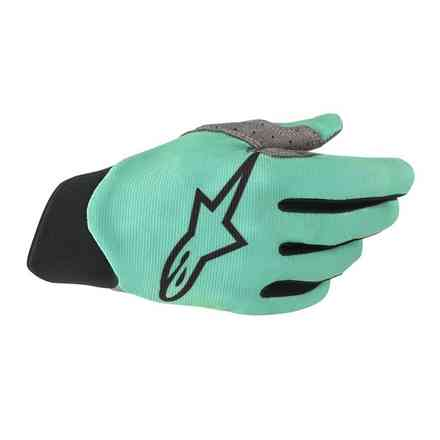 Guanti Cross Dune  Teal Alpinestars