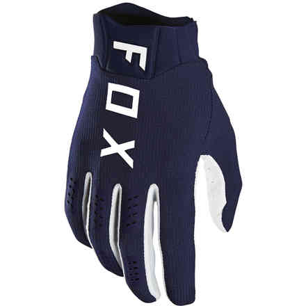 Guanti Cross Fx Flexair Navy Fox