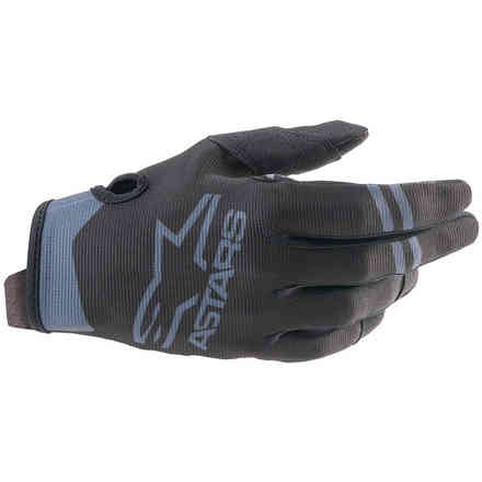 Guanti Cross Radar Nero Antracite Alpinestars