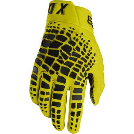 Guanti Fox Racing 360 Grav Giallo Fox