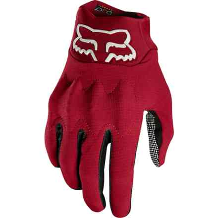 Guanti Fox Racing  Bomber Lt Glove  Dark Red Fox