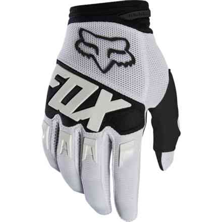 Guanti Fox Racing Dirtpaw Race  Bianco Fox