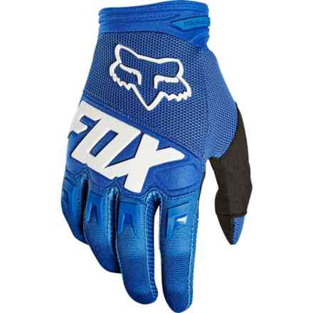 Guanti Fox Racing Dirtpaw Race Blu Fox