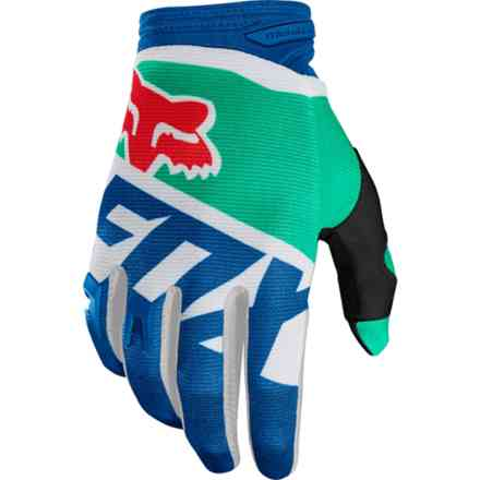 Guanti Fox Racing Dirtpaw Sayak Verde Fox