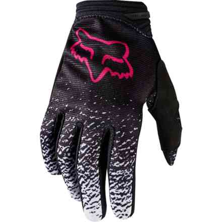 Guanti Fox Racing Woman Dirtpaw Nero Fox