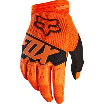 Guanti Fox Racing Youth Dirtpaw Race Arancione Fox