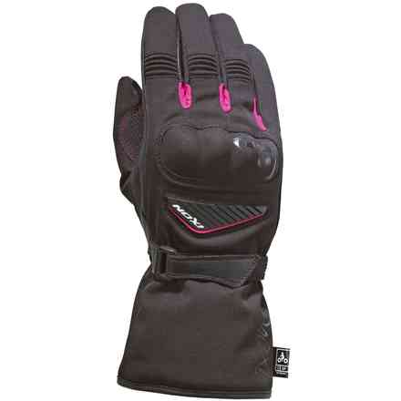 Guanti Pro Arrow Lady Nero Fucsia Ixon