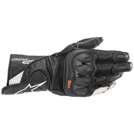 Guanti Sp-2 V3 Gloves Blk Wht Alpinestars