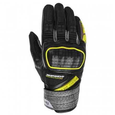 Guanti X-Force Giallo Fluo Spidi