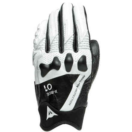 Guanti X-Ride Gloves Blk/Wht Dainese